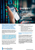 Microsoft Word - iPX By iProximity Features Brochure final low